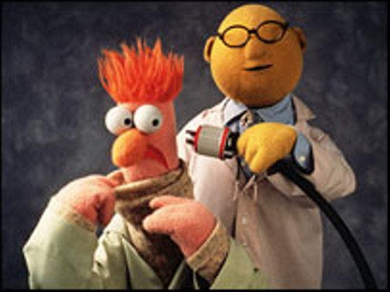 Maybe these two can help in the lab?