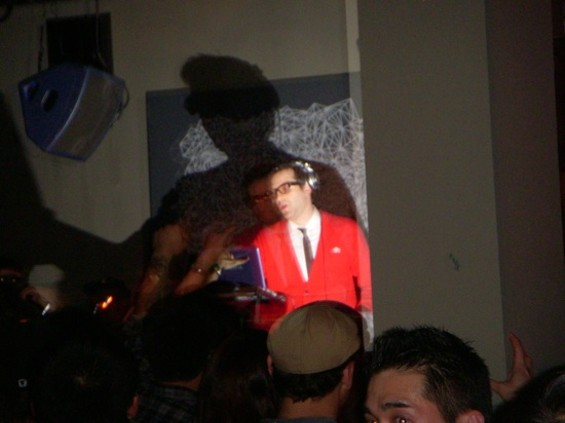 Mayer Hawthorne at SOM Bar