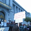 Mayor Ed Lee Tries to Appease Occupy SF Protesters, Cops