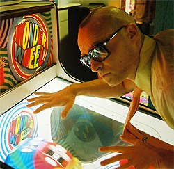 SEAN MCPHARLIN - MC Frontalot: Brains over brawn.