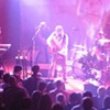 Cake Singer John McCrea Melts Down at Global Warming Concert