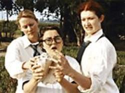 ELIZABETH  ALLEN - Mean Girls: Jennifer Dean, Lizzie Calogero, - and Jenny Debevec.