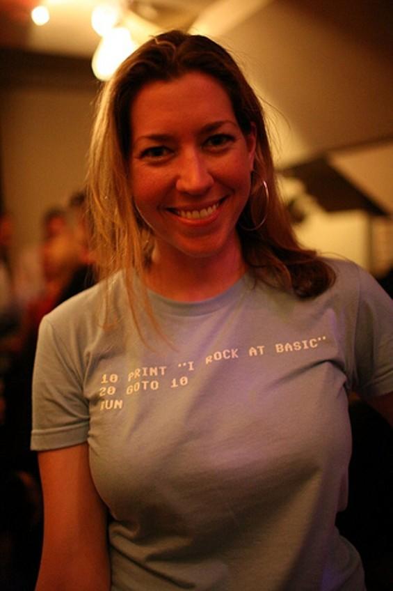 Mediagazer Founding Editor Megan McCarthy - PHOTO VIA FLICKR/LAUGHING SQUID