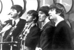Meet the press: The Beatles' first news - conference is featured in the Maysles - brothers' film The First U.S. Visit.