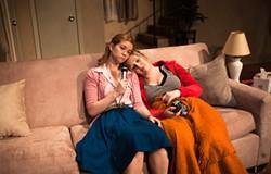 JESSICA PALOPOLI - Melissa Quine and Rebecca Schweitzer.