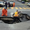 That Huge Sinkhole in the Richmond District Was Caused by a Really, Really Old Sewer Line