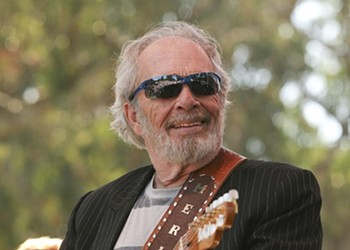 Saturday at Hardly Strictly: Merle Haggard and Kris Kristofferson Become the Great HSB Unifiers