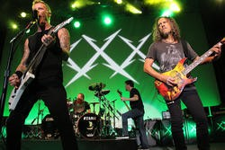 Metallica at the Fillmore