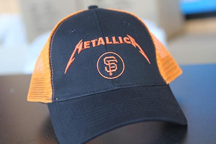 Metallica Day @ AT&T Ballpark 2013