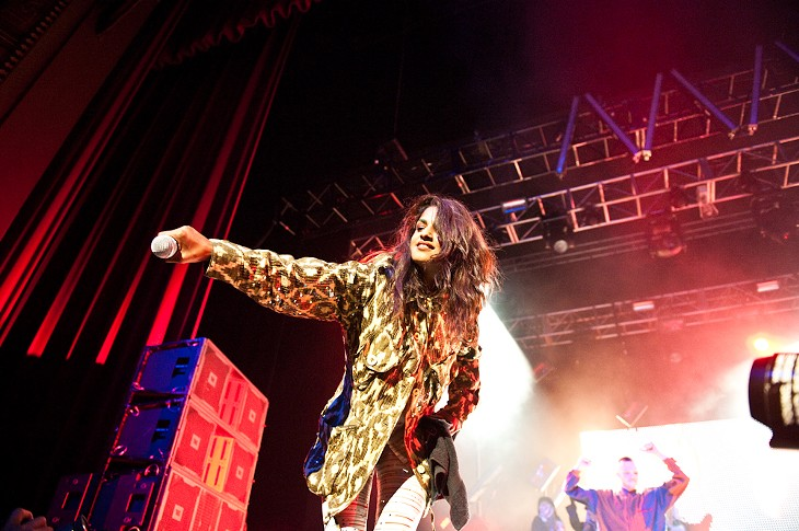 M.I.A. @ the  Fox Theater