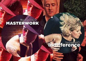 <i>Indifference</i> Is Interesting While <i>MASTERWORK</i> Collapses on Itself