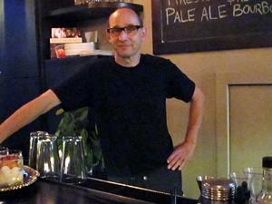 Michael Lazar, Bar Manager - LOU BUSTAMANTE