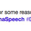 Michelle Obama's Speech Kicked Mitt Romney's Ass on Twitter