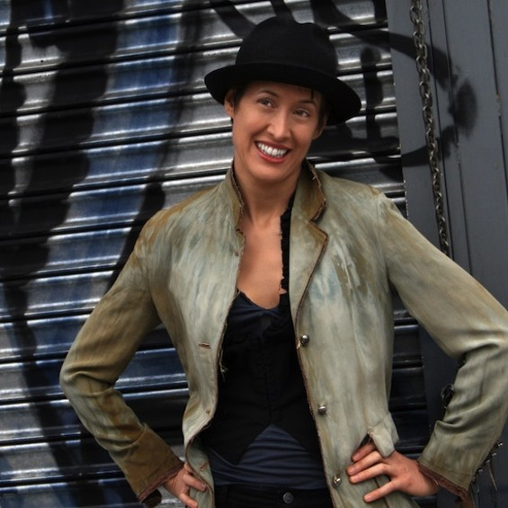 Michelle Shocked, now having venues cancel her current tour.