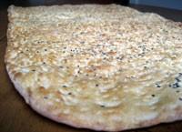 Middle East's Afghan bread. - JONATHAN KAUFFMAN