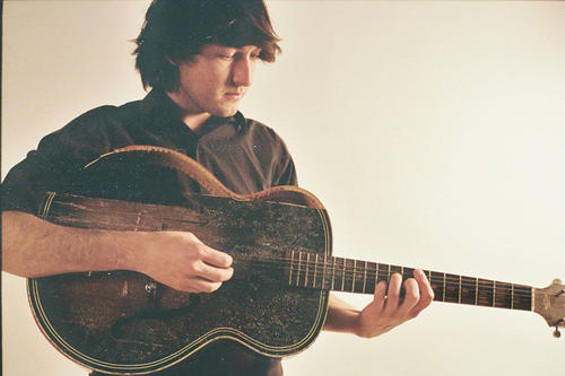 Mikal Cronin plays this Sunday at Hemlock Tavern.