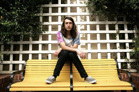 Mikal Cronin will perform at the Bay Brewed in December.