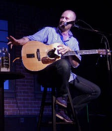 Mike Doughty answers questions from the question jar. - JOELOGON/FLICKR