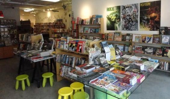 Mission: Comics & Art