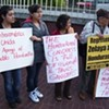 Mission Protests for the Return of President Zelaya to Honduras (And Justice For Oscar Grant)
