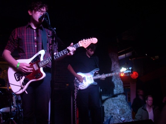 Mister Loveless at Bottom of the Hill on Saturday.