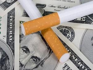 Mmmmm. Cigarettes.