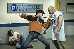 STEVE WILKIE - Mmmmmm .... zombie kabob.