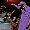 Mochipet on Wearing His Big Purple Dinosaur Suit, and Playing LovEvolution This Saturday