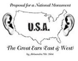 Monumental: The Great Ears (East & - West).