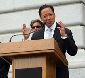 More slings and arrows heading Jeff Adachi's way... - RICHARD BUI