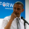 Obama Breaks Down While Thanking Volunteers, Proves Real Men Do Cry (Video)