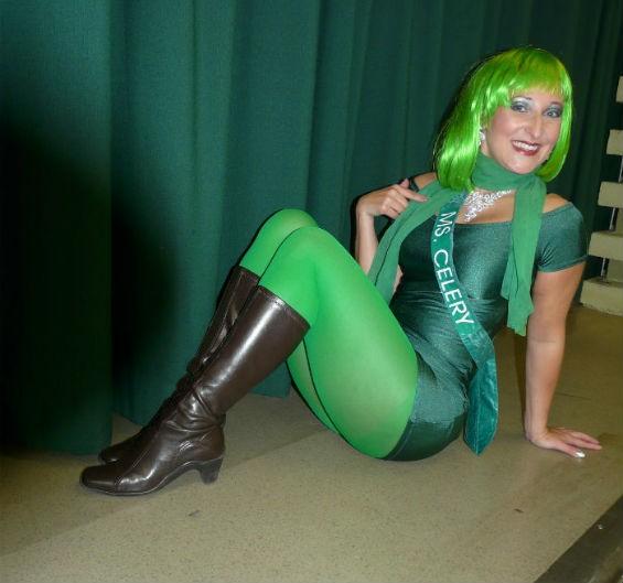 Ms. Celery 2012 - ROBERT MARTIN