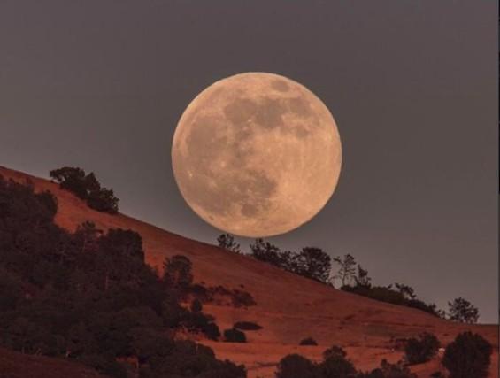Mt. Diablo - TWITTER/EARTH_PICS EARTH PICS