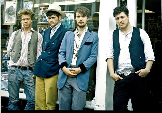 Mumford and Sons: All aboard?