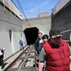 Muni Riders Walk Out of Tunnel Following Malfunction