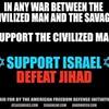 "Muni Runs Pro-Israel Ad on Buses, Calling Palestinians ""Savages"""