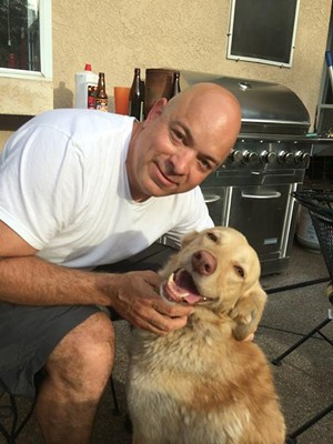 Murphy gives Nathan the best Father's Day gift ever - FACEBOOK/ERIN ROTONDI BRAUN