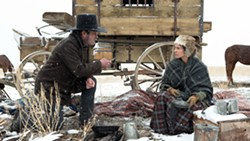 The Homesman - COURTESY OF MVFF