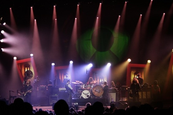 My Morning Jacket at the Fox on Friday