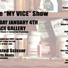 """My Vice"" Art Show Reception Friday at Space Gallery"