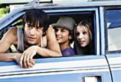 Mysterious Skin.