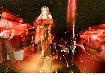 Music Heroes: Nadine Condon
