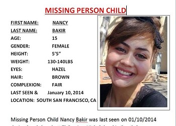 Nancy Bakir: Family Searching for Missing High School Student