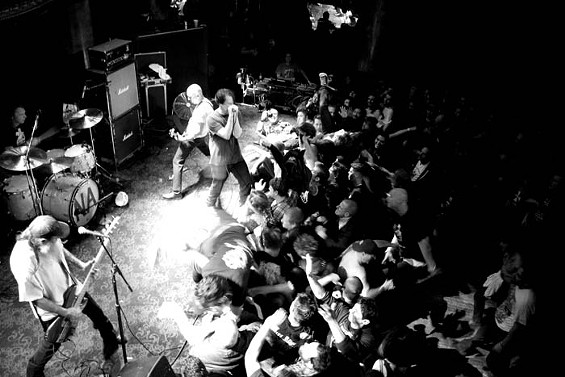 Negative Approach @ The Great American Music Hall - CHIARA CORSARO (ALL RIGHTS RESERVED)