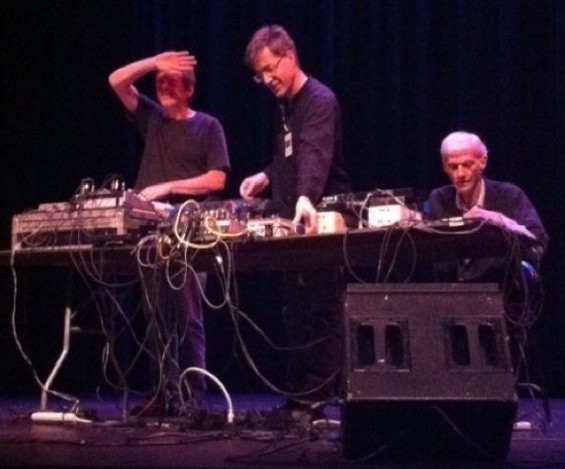 Negativwobblyland at SFEMF on Sunday