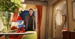 Neil Patrick Harris brings real feeling to The Smurfs 2. Really.