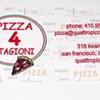 Quattro Stagioni: Quality Pizzas and Pastas in the FiDi