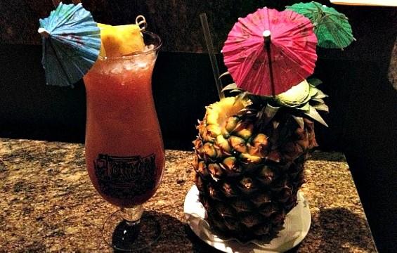 New drinks, same old Tonga Room.