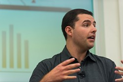 49ers CEO Jed York at Fortune Brainstorm TECH 2013, a technology meet-up. - FLICKR / FORTUNE LIVE MEDIA
