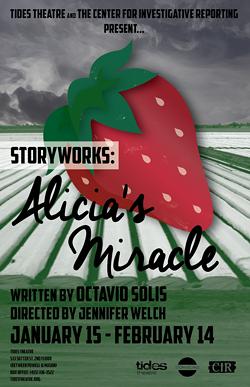 Alicia' Miracle - TIDES THEATRE